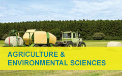 Agriculture & Environmental Sciences